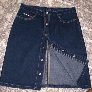 Tommy Hilfiger Denim Skirt